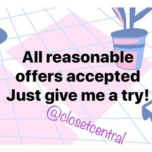 ACCEPTING ALL REASONABLE OFFERS! 💲💲💲